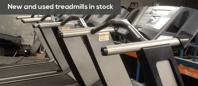 Nautilus Treadmills in stock